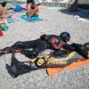 Une réponse aux arrêtés anti-burkini qui fait sourire sur la plage à Nice…Rejoignez l'ADM