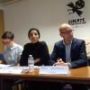 Conférence de presse collective contre le projet de loi instaurant l'état d'urgence dans le droit commun. vidéo