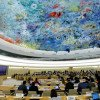 Vidéos: Intervention à l'ONU sur la discrimination des musulmans et le contrôle des lois antiterroristes.